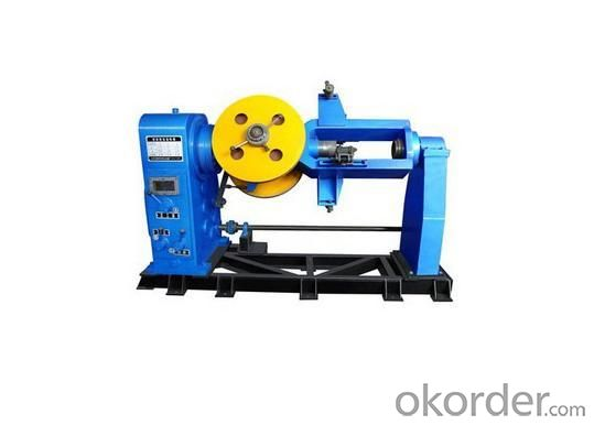 Plastic Insulated Armoring Cable Machine