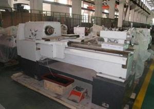 Slant Bed Type CNC Lathe Frame with Guarding