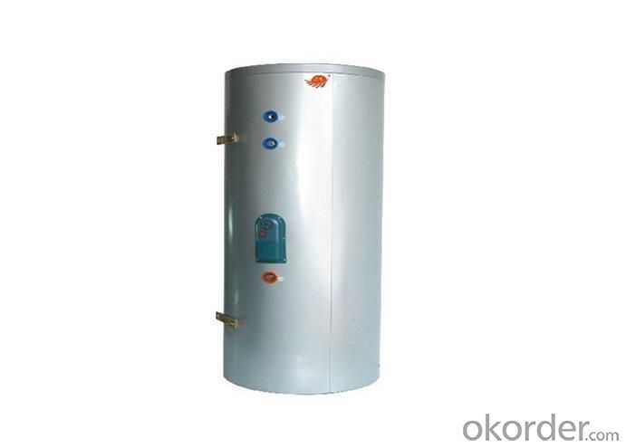 Split Pressurized Water Tank