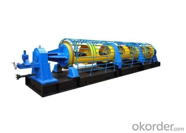 Tubular Stranding Machine 1+6/500
