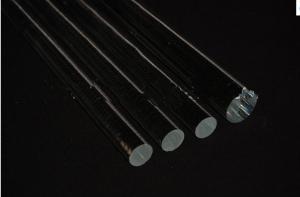 Clear/Transparent Quartz Rod