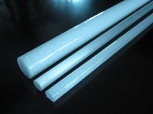 Opaque Quartz Rod