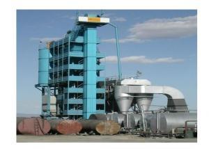 Stationary Asphalt Mixing Plant HMAP-ST2000  160t/h