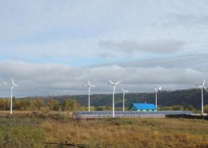 Wind Turbine Pitch Controlled of CNBM-5KW