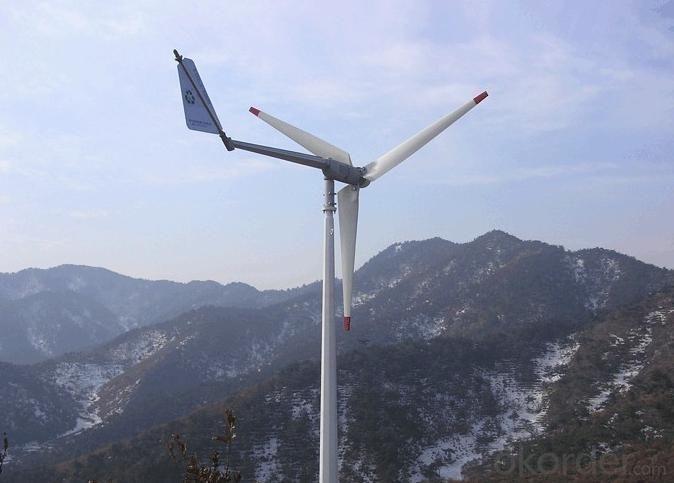 Wind Turbine Home use of CNBM-2kw