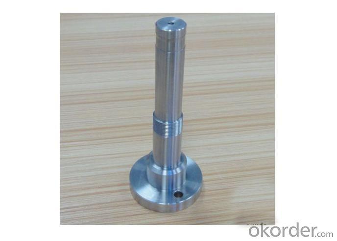 Custom Aluminium Shaft Products Manufacturer