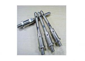 Precision CNC Aluminium Shaft