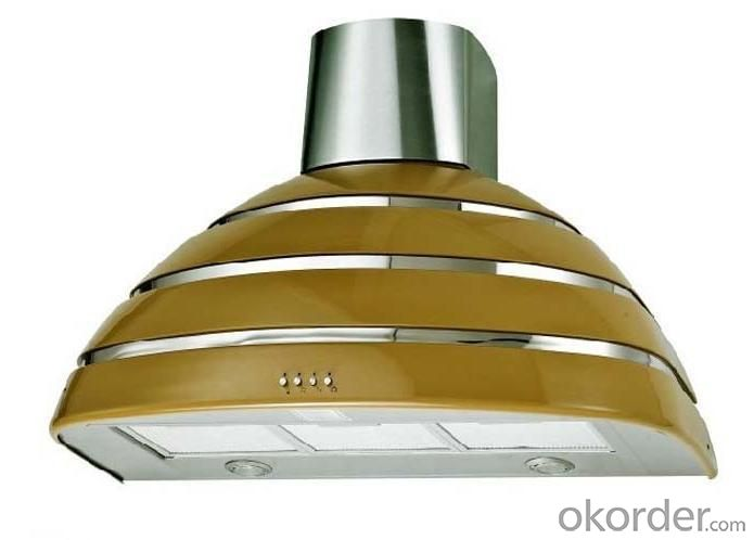 Halogen Lamp Kitchen Range Hood