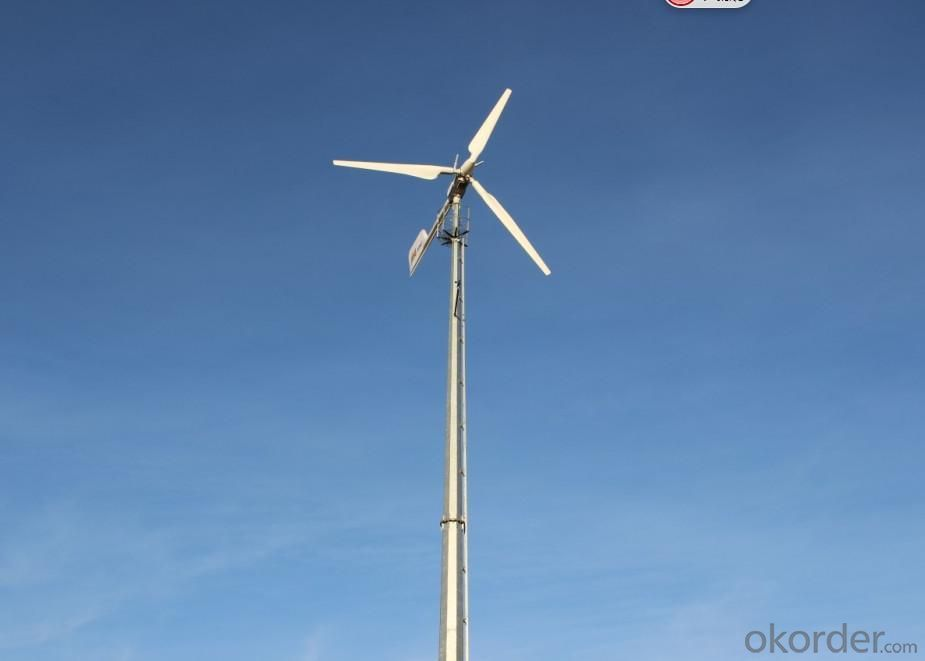 Wind Turbine Pitch Controlled  of CNBM-10KW