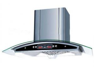 Electronic Switch Range Hood