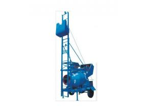 Ladder-type JZC250T Concrete Mixer