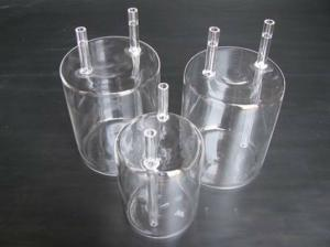 Quartz Glass Source Bottle Suppliers