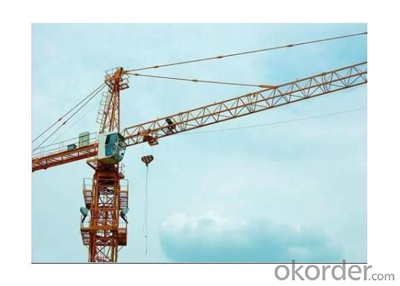 New Tower Crane for Building