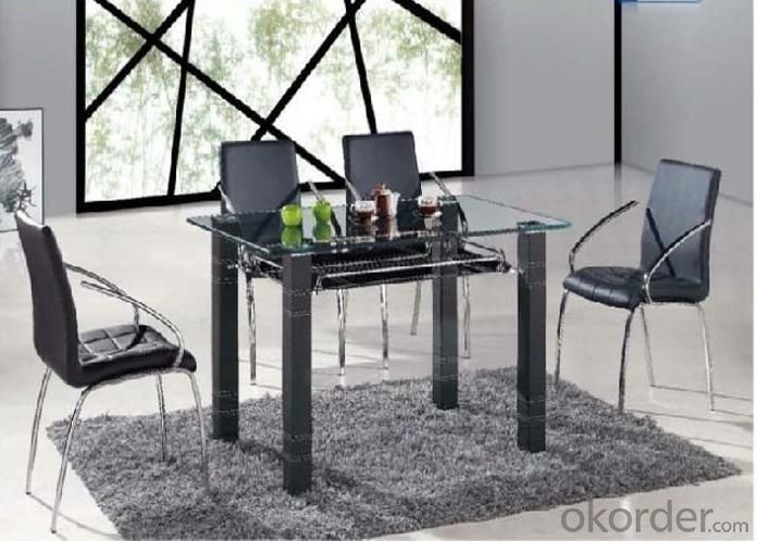 Glass Dining Table T802