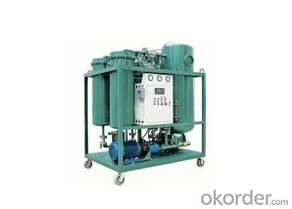 Vacuum Oil Regeneration System