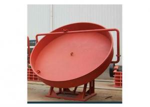 Fertilizer Disc Granulator Fertiliser Plate Pelleter