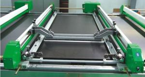 Automatic Flat Bed Printing Machine
