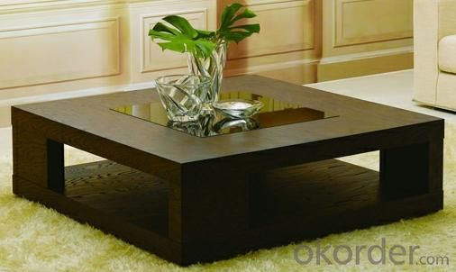 Glass Coffee Table CT003
