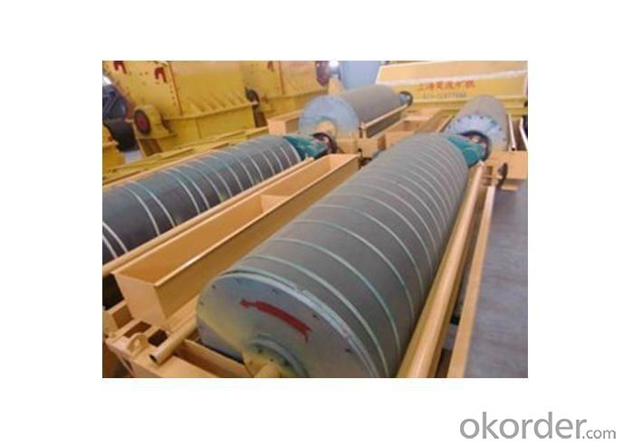 CTB Series Magnetic Separator for Hemolite Iron