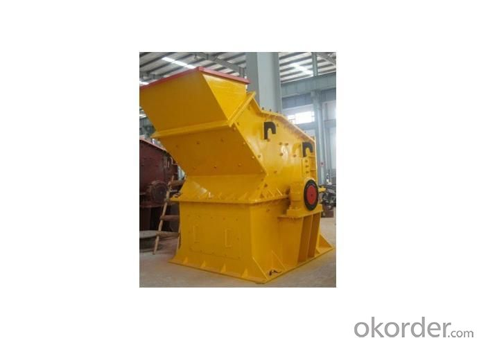 Qualified Hammer Crusher