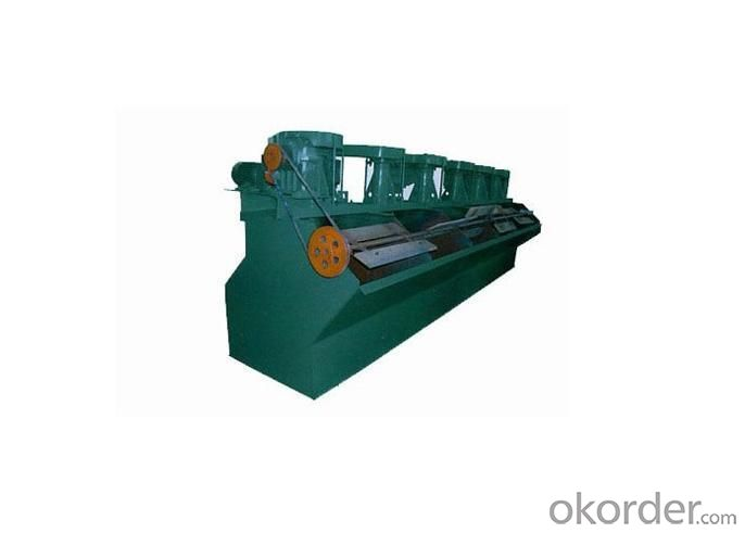 Chrome Ore Flotation Machinery