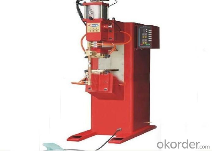 Pneumatic Spot Welding Machine With Little Power Loss