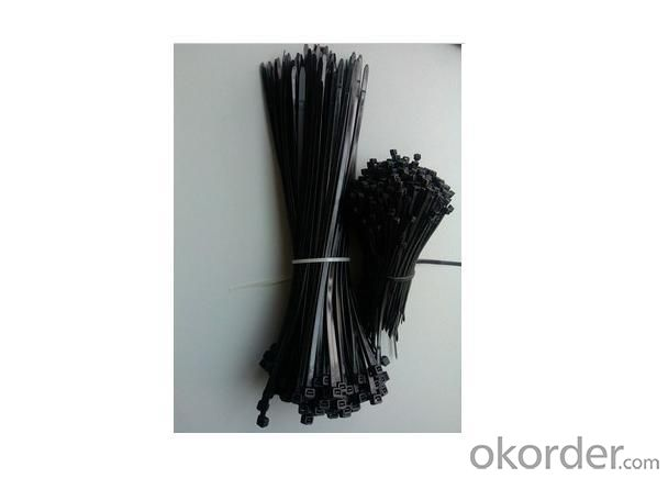 Black UV Nylon Cable Ties