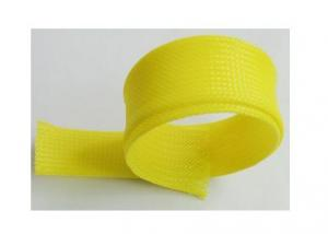 Temperature Induce Expandable Braided Sleeving
