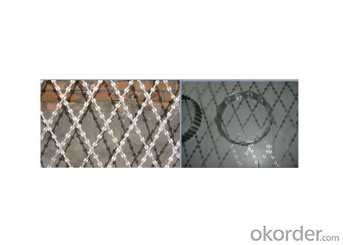 Sharp Razor Barbed Wire CBT-65