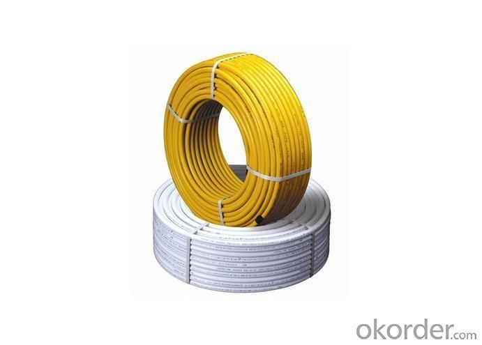 Overlap Welding Aluminum Plastic Composite Pipe