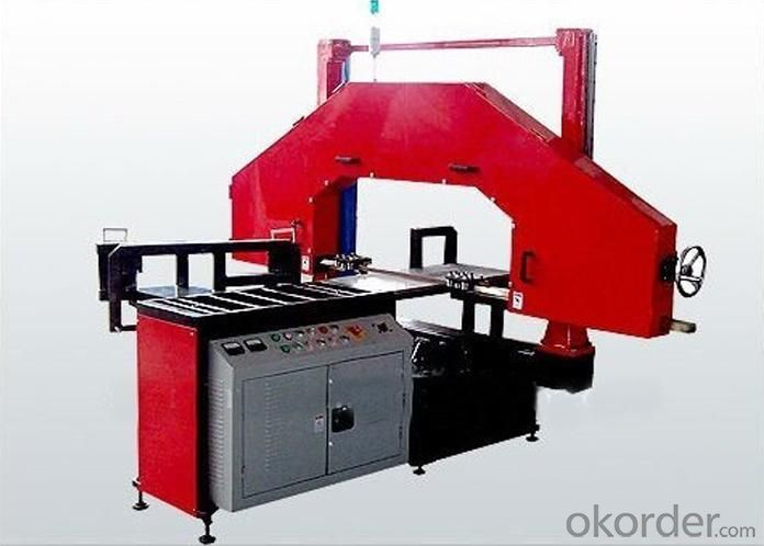 SKCBS Bandsaw Plastic Saw Machine Cutter