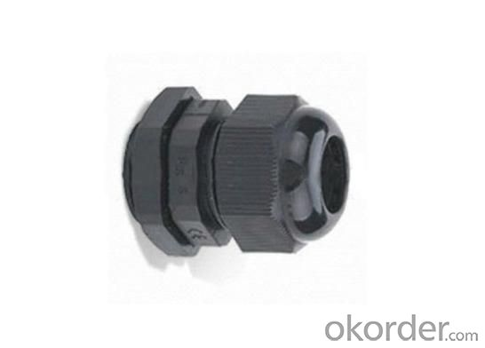Npt Nylon Dust-proof Electrical Cable Glands