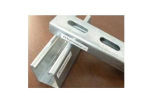Galvanized Steel Channel Products