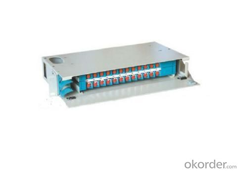 Anshi  Fiber Optics Distribution Patch Panel