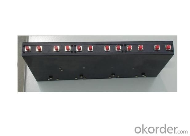 Fiber Optic End Box