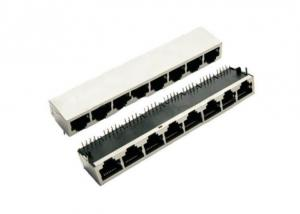 RJ45 Shield Female Socket with 8 Port
