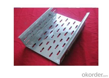 Trough  Type Gi Cable Tray