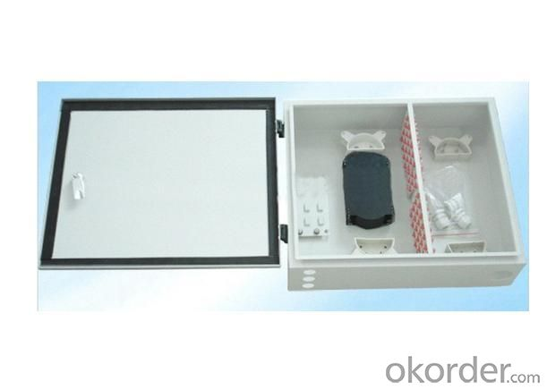 Outdoor Wall-mount Fiber Optic Distribution Frame