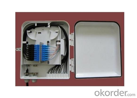 Splitter Termination Box UDM 2-16