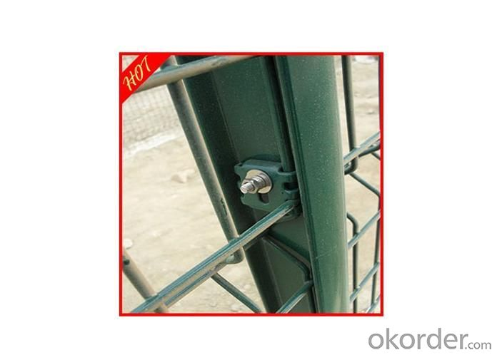 Welded Wire Mesh Fence 1/2 Inch