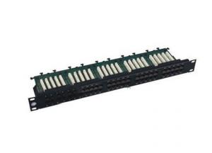 ANSHI Cat3 6P6C 50 Port LSA Voice Patch Panel