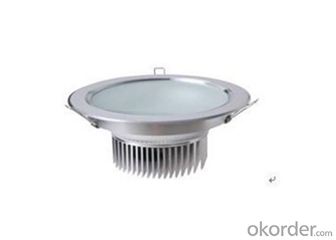 Aluminum LED Downlight IP54 8 Inch 30 Watt