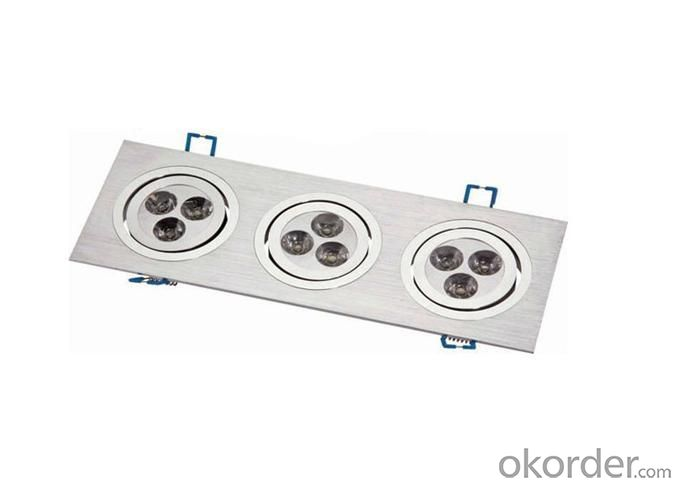 Led Ceiling Light 3 Watt