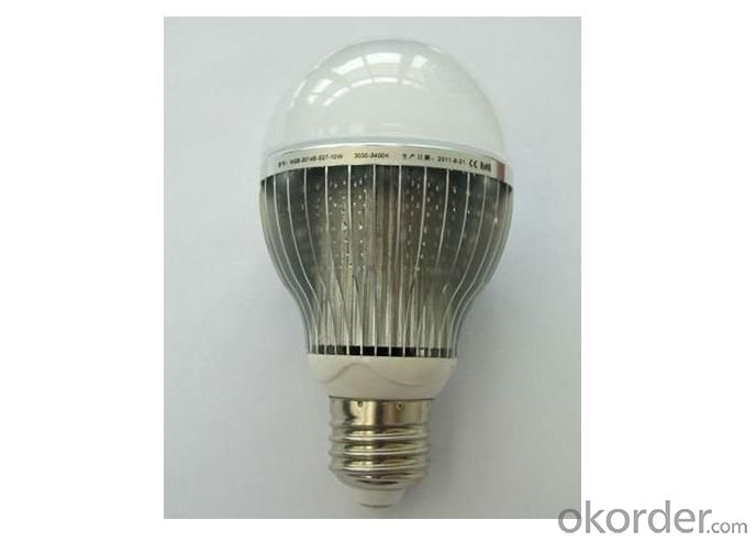 LED Light Bulb 10 Watt with New Energy Saving Feature