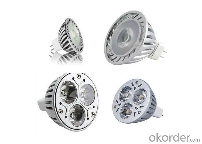 LED Spot Lamp Mr16 12V with High Power