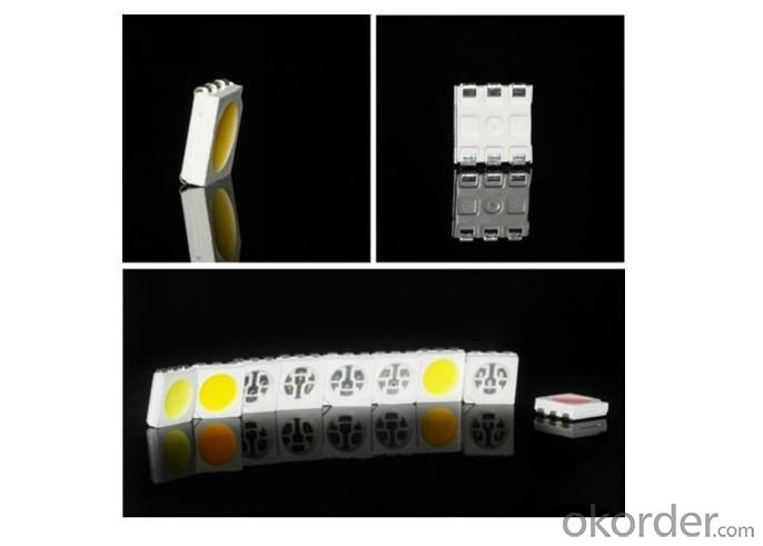 5050 White SMD LED 18-20lm