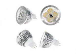 LED Spot Lamp Mr16 4x1 Watt 12V 150LM-180LM