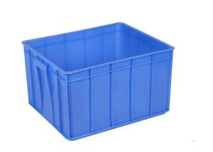 Large Plastic Solid Crate SC-10