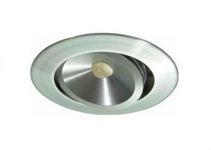 Round Recessed LED Downlight 1 Watt