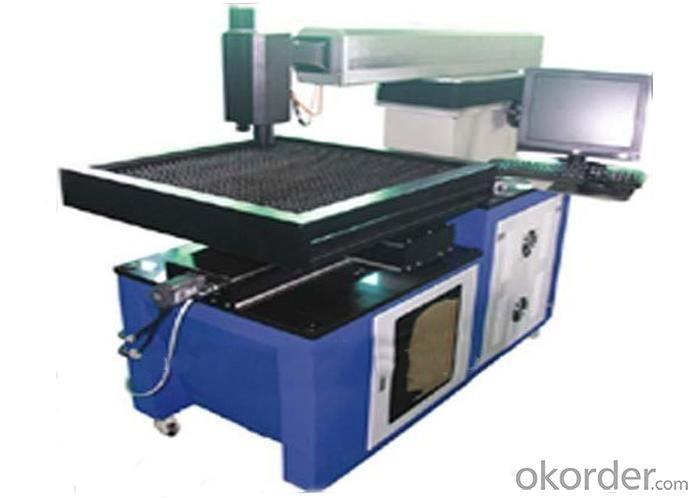 Metal Laser Cutting Machine ML-W500